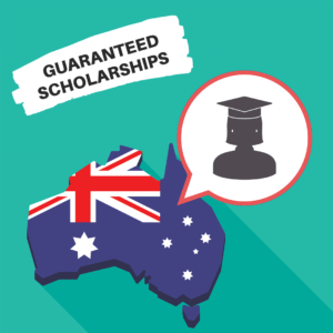 Australia Guaranteed Scholarships